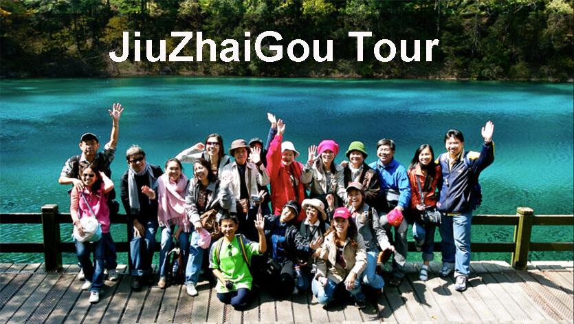 jiuzhaigou tour