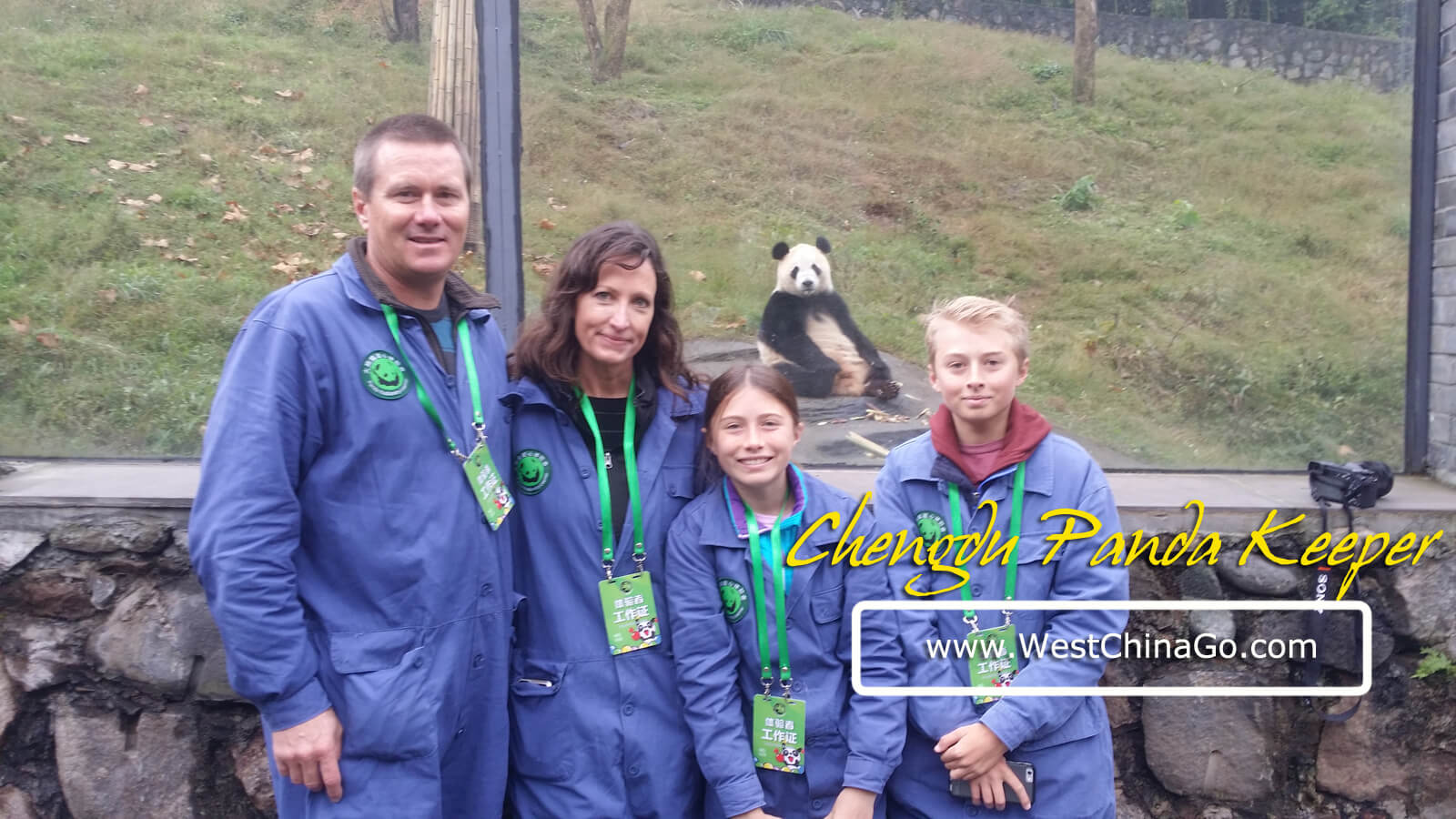 2018 How To Apply China Chengdu Panda Keeper