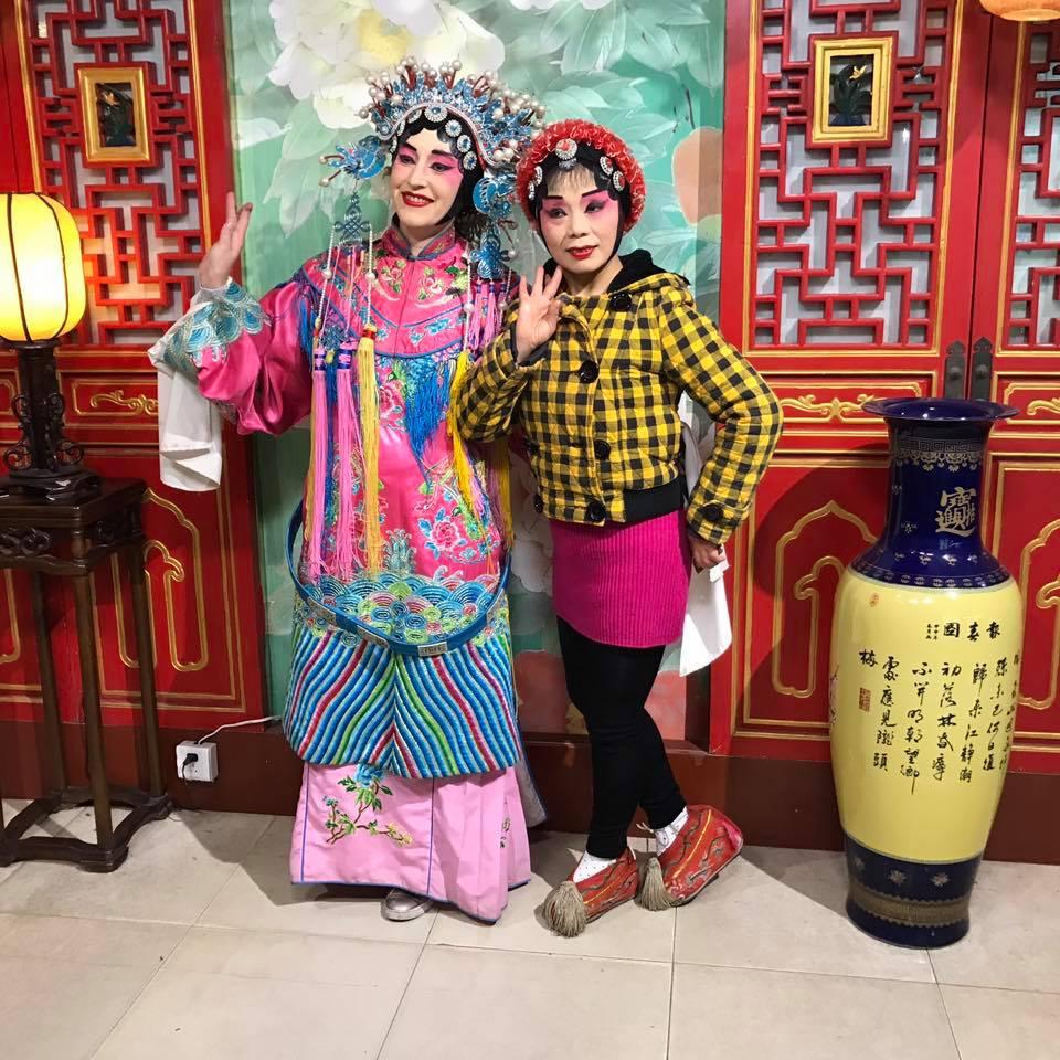 China Sichuan Opera