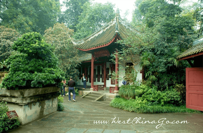 ChengDu DuFu Thatched Cottage