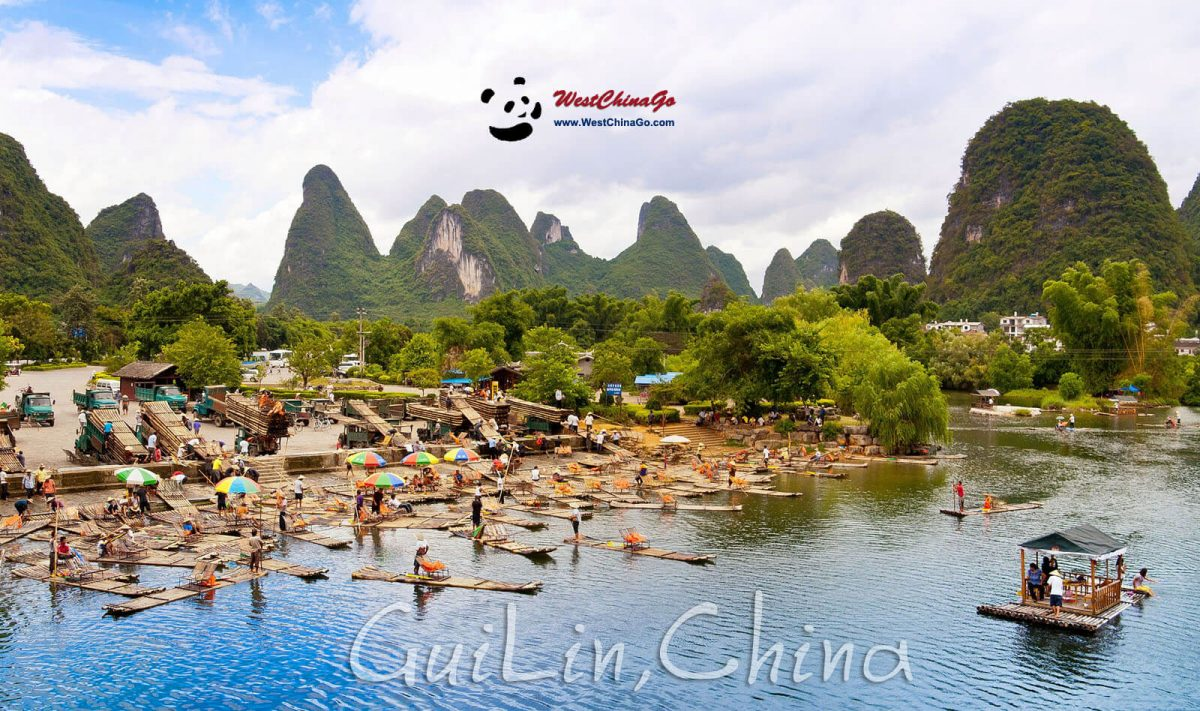 china guilin yangshuo tour