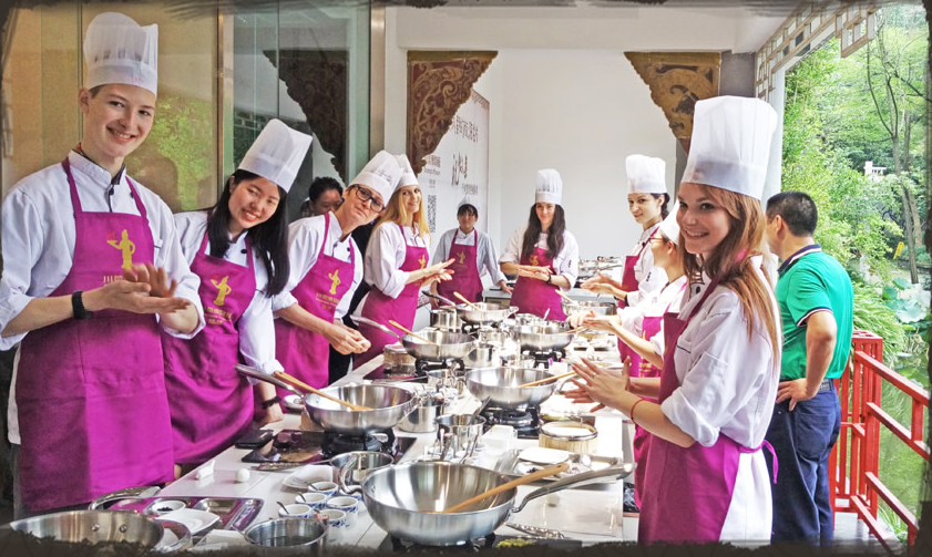 Cooking Experience at Sichuan Cuisine Museum in Chengdu Including Lunch or Dinner