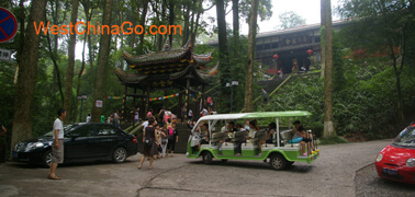 Mount Emei tour package|travel Itinarary