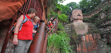 1Day LeShan Giant Buddha+Mount Emei Tour