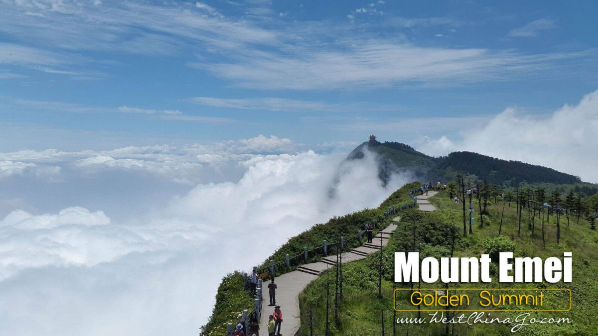 Mount Emei Golden Summit