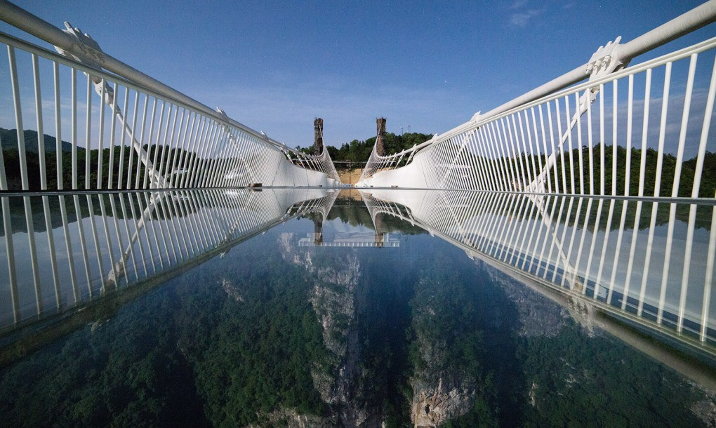 Zhangjiajie-Grand-Canyon-Glass-Bridge