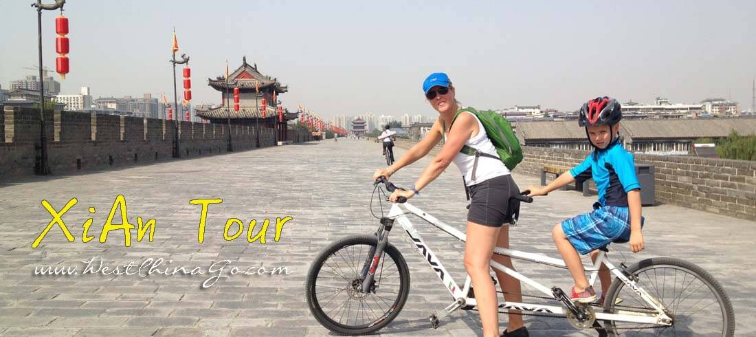 XiAn tour, travel guide