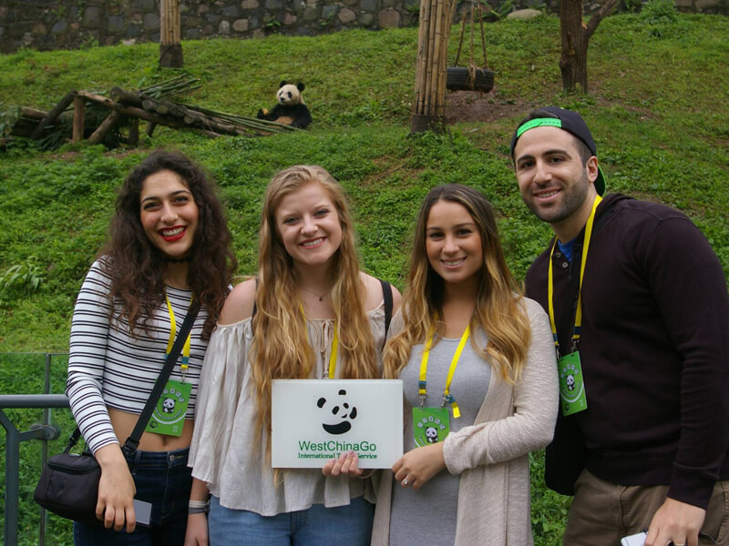 2019 China Panda Volunteer