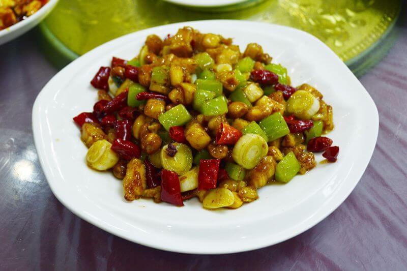 JiuZhaiGou Tour's Food