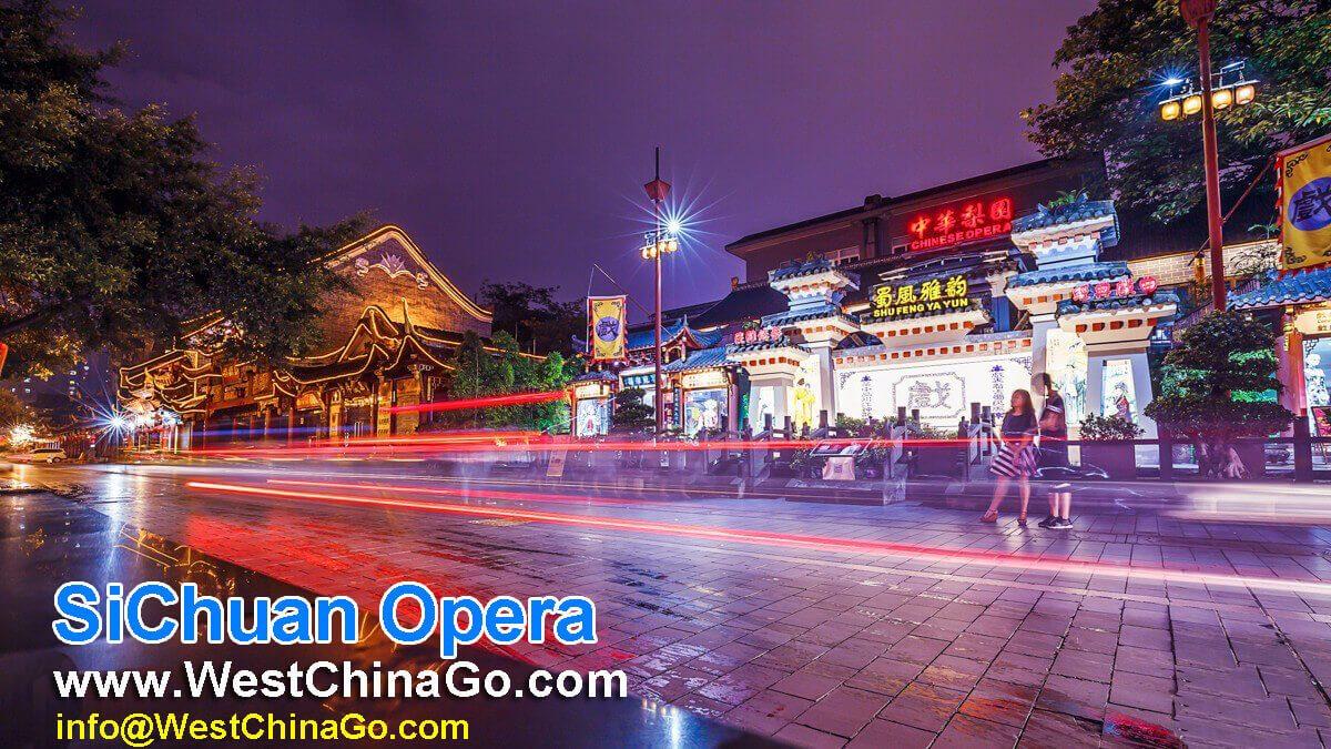 ChengDu Sichuan Opera Tickets