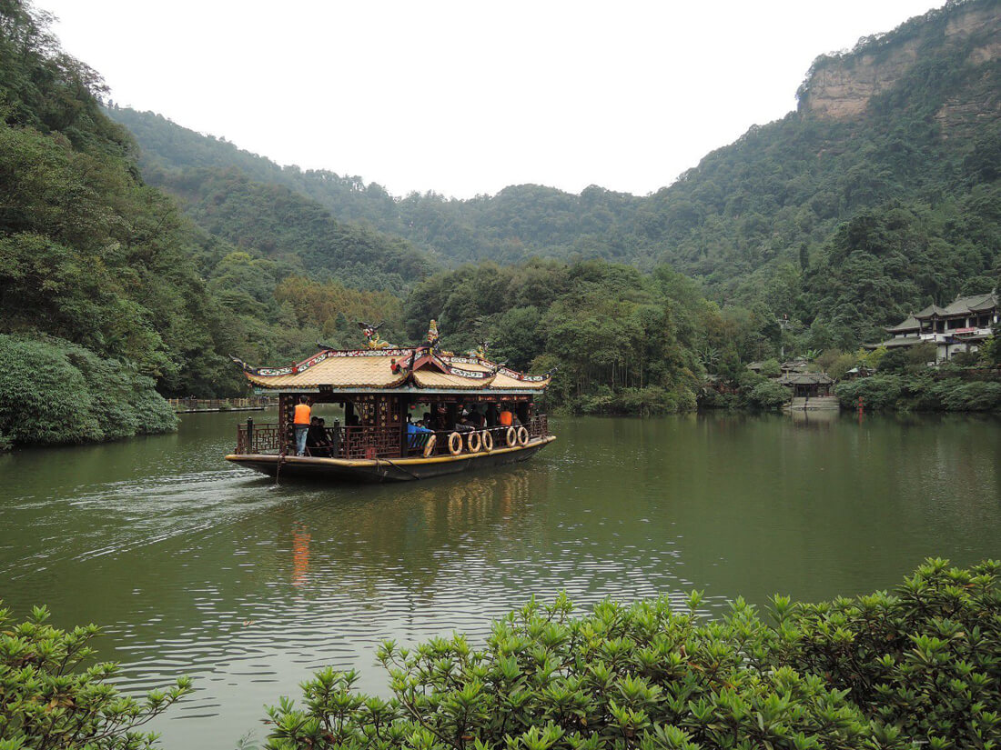 mount qingcheng Tour
