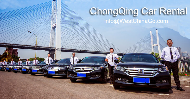 chongqing car rental