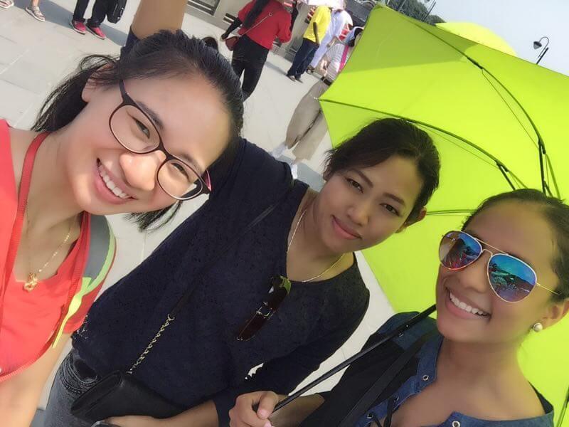 chengdu westchinago tour guide-lishuang