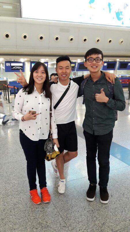 chengdu westchinago tour guide-zac