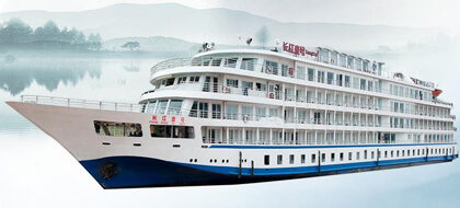 YANGTZE RIVER-Yangtze Ship Fleet