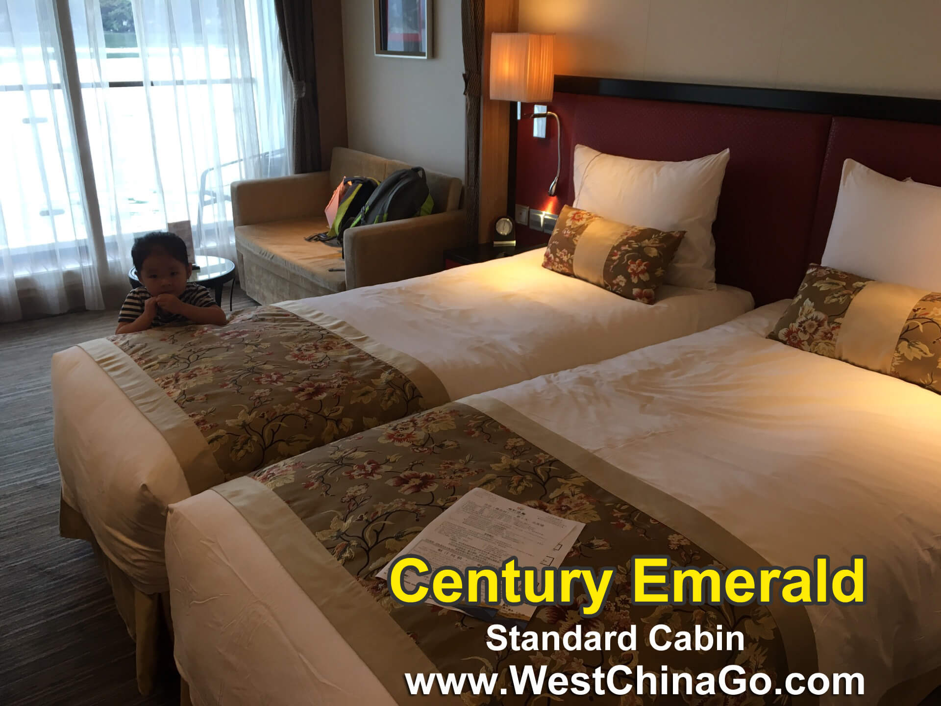 Century Emerald Cruise Ship
