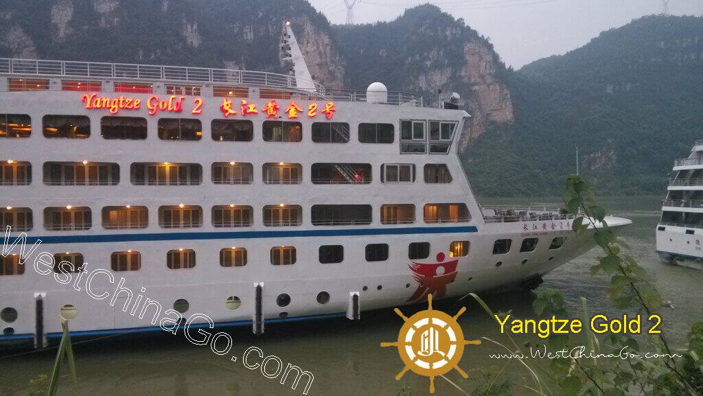 yangtze gold 2 cruise