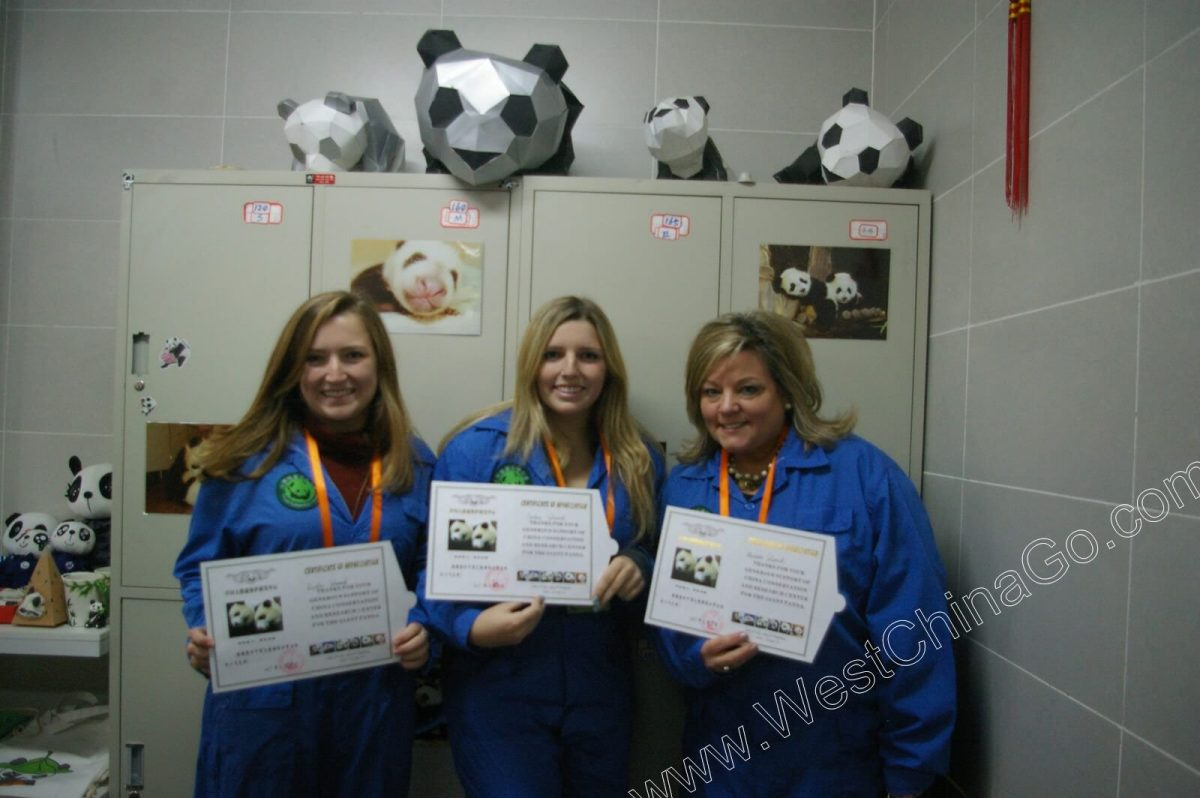 10 Things You Need To Know About Doing Dujiangyan Panda Volunteer From ChengDu