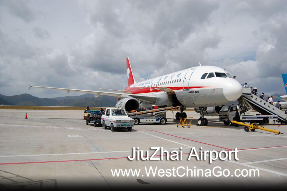 JiuZhai airport