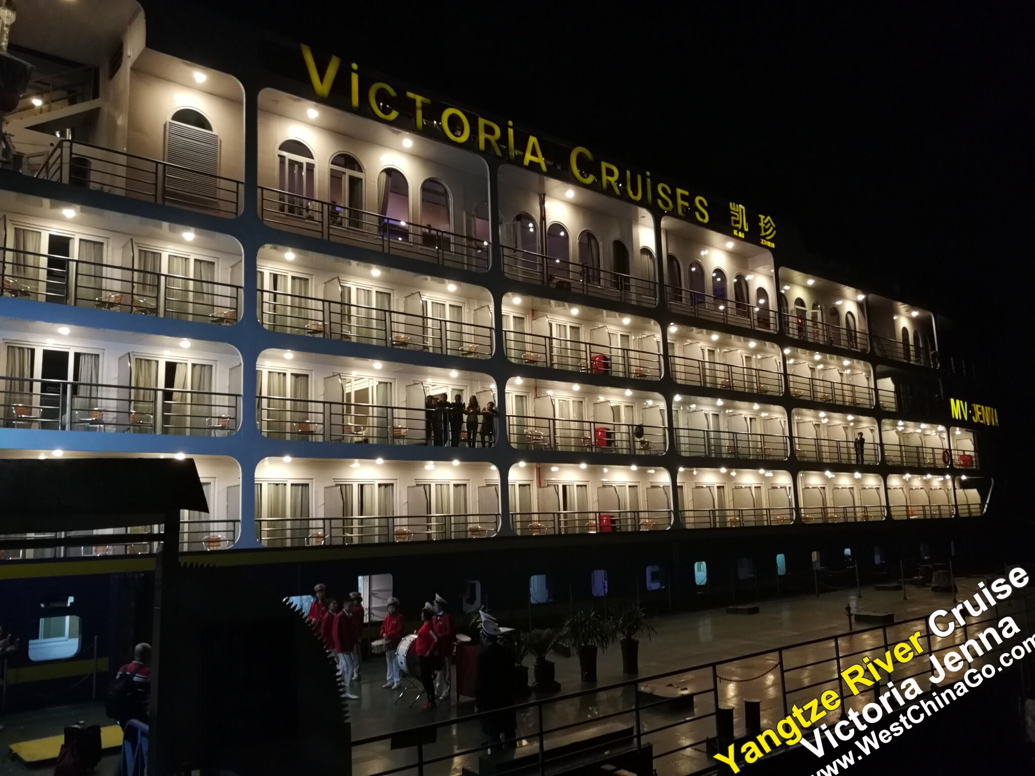 victoria Jenna--china yangtze river cruise