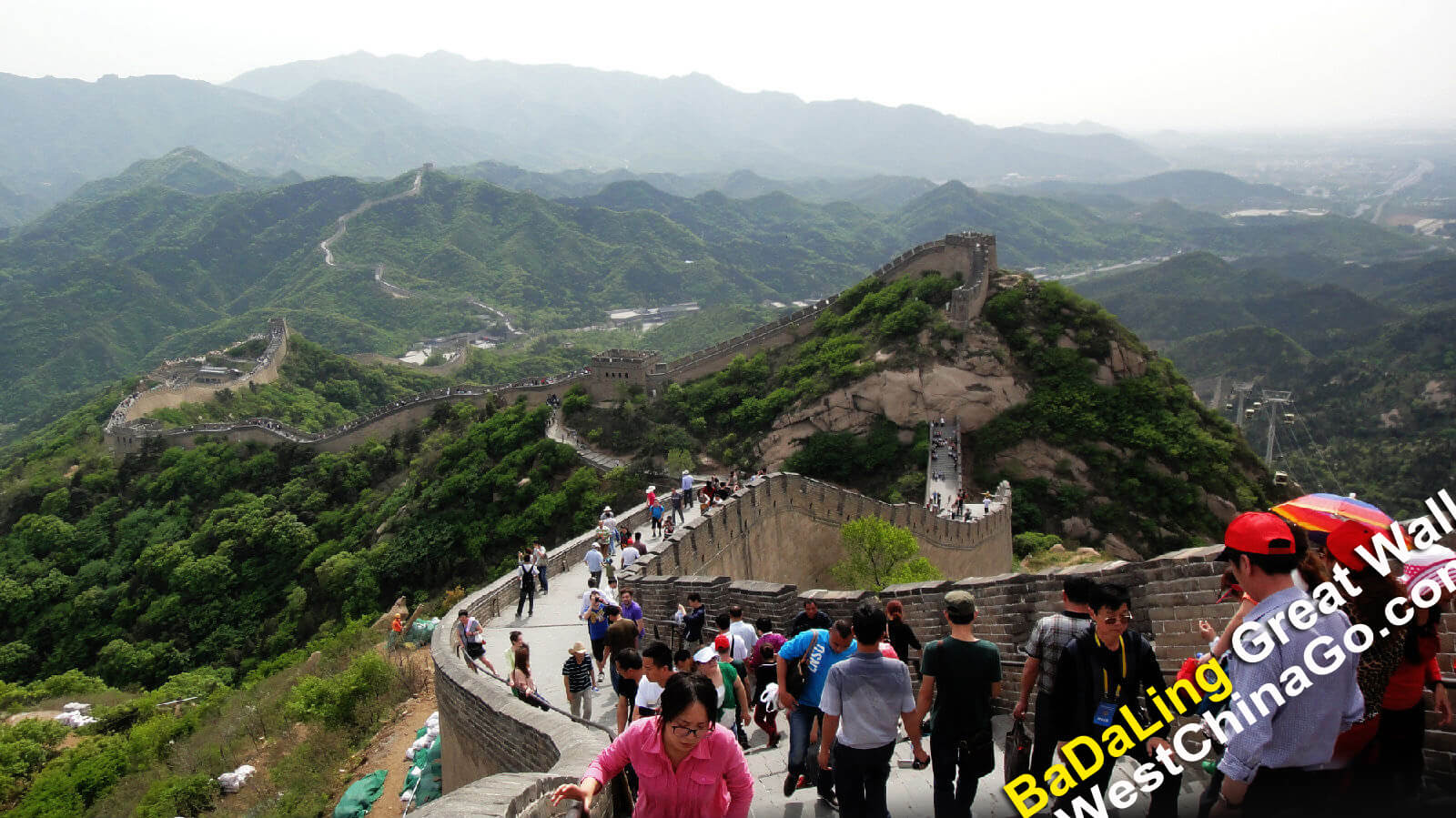 1 Day BeiJing BaDaLing  Great Walll Tour