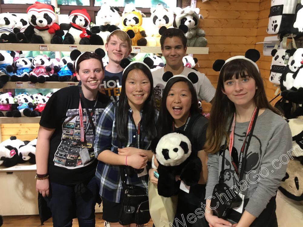 chengdu panda tours