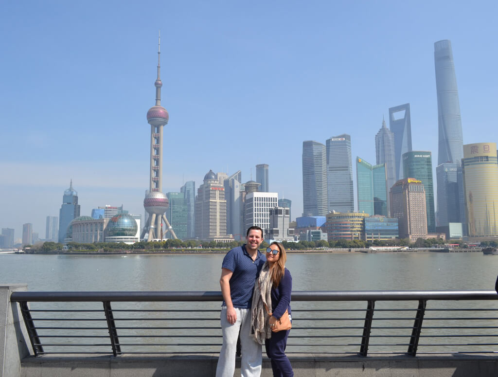 6 Days BeiJing–ShangHai Tour