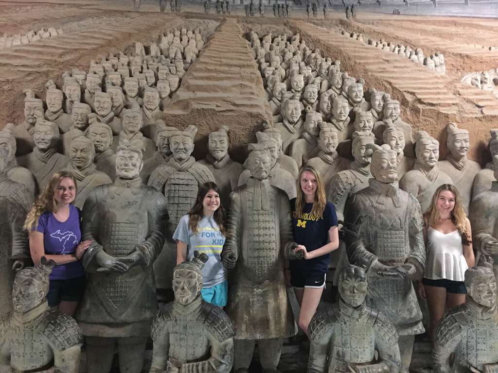 5 Days BeiJing–Xian Tour