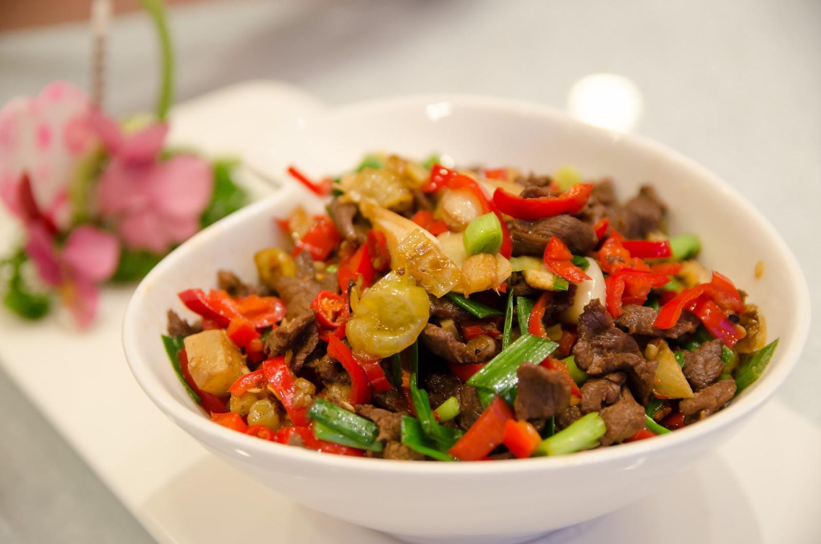 ZhangJiaJie Food