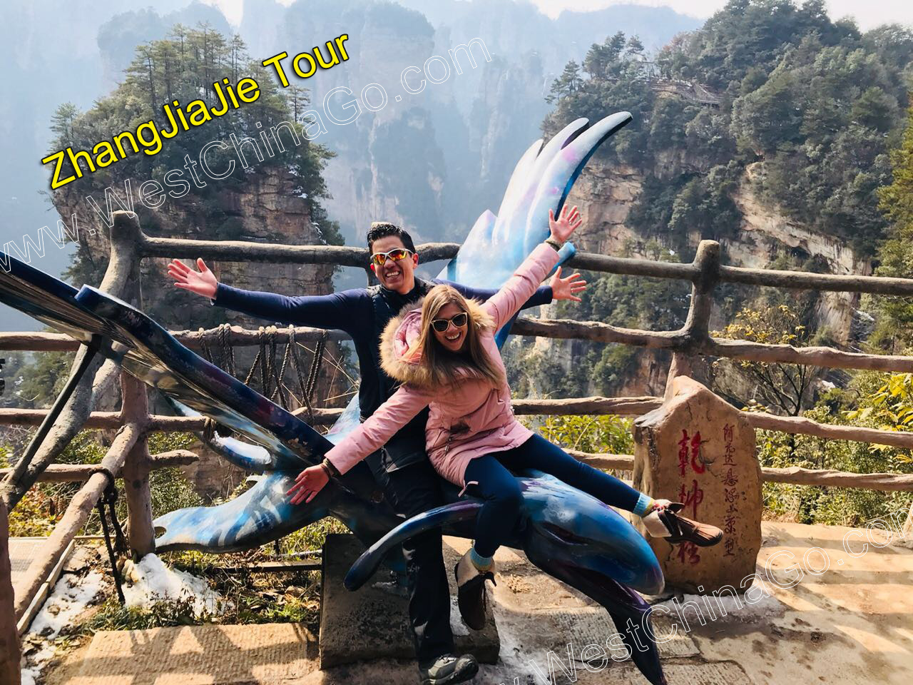 china zhangjiajie tours 2018