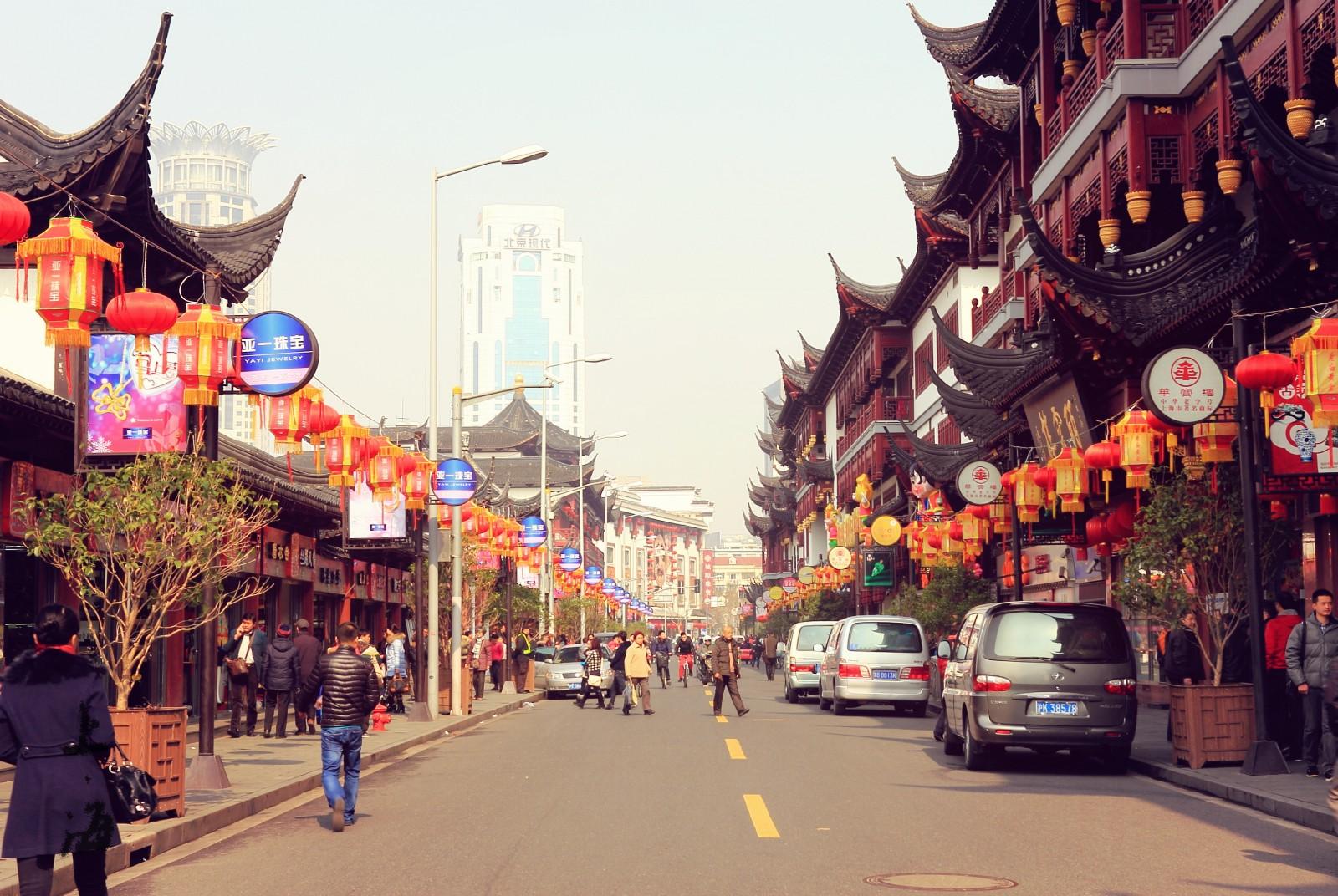 ShangHai City God Temple