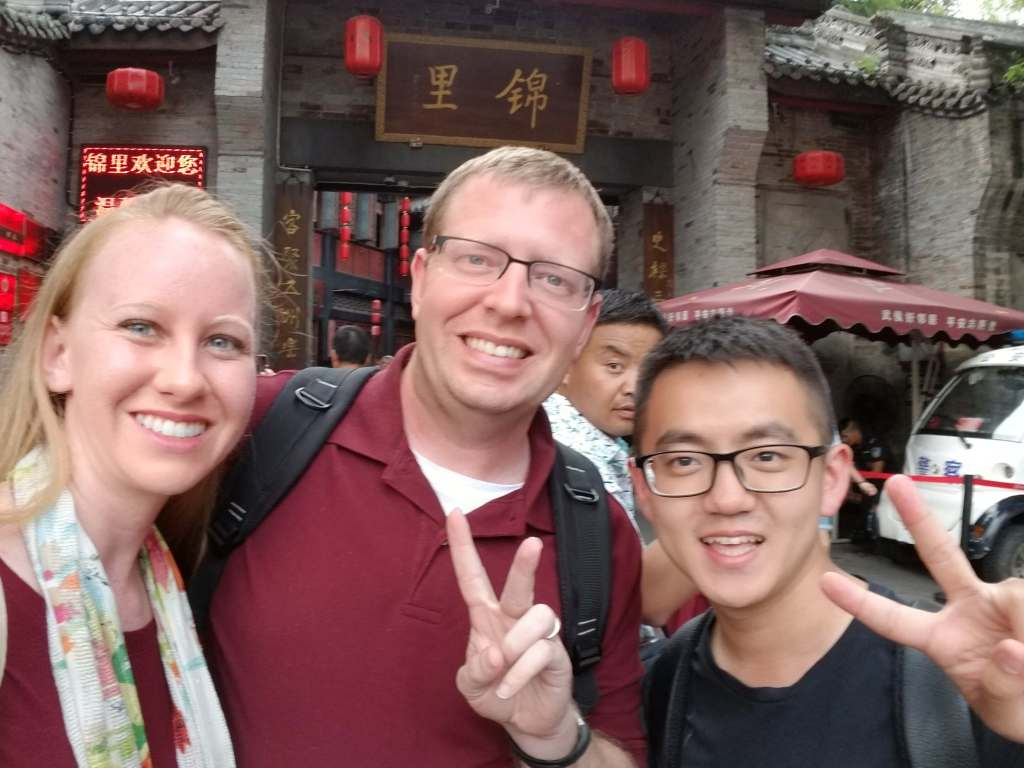 ChengDu Tour Guide:Terry