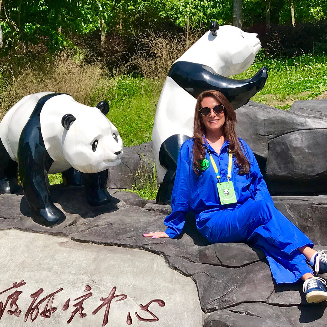 Chengdu Panda Volunteer Program