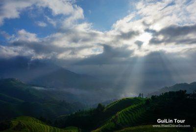 guilin longji rice terrace tour