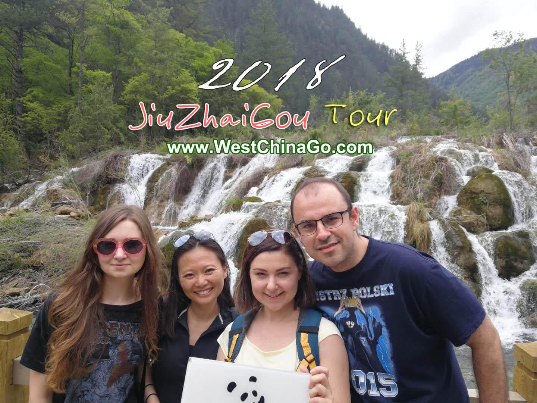 jiuzhaigou tour from chengdu