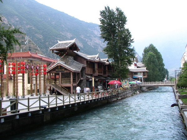 jiuzhaigou tour tibetan home visiting