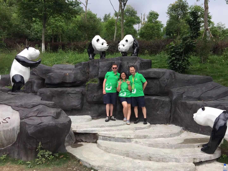 westchinago chengdu tour guide