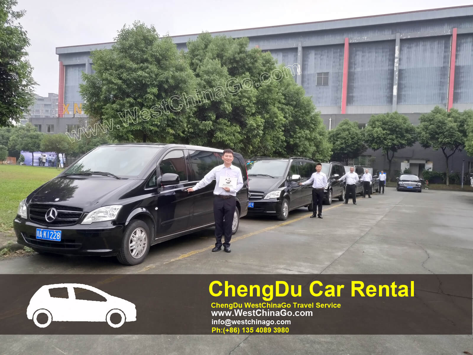 ChengDu Charter Car, car rental