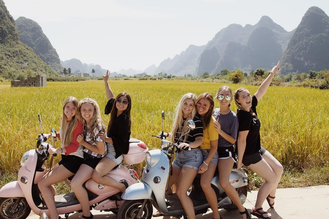 china guilin Yangshuo tour