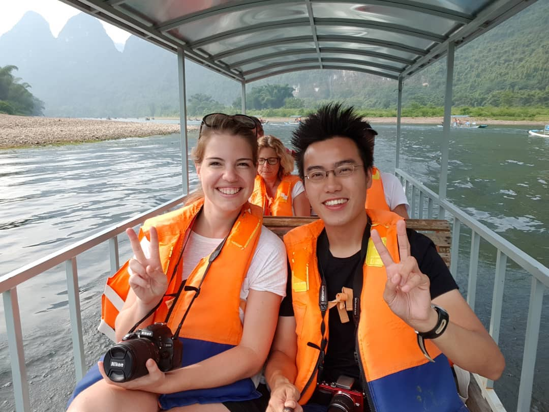 guilin li river cruise tour