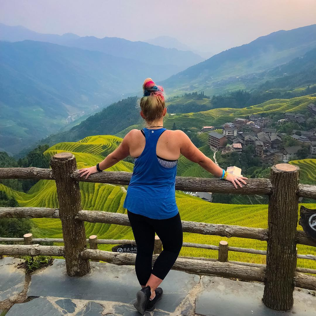 1 Day Longsheng Rice terrace from GuiLin