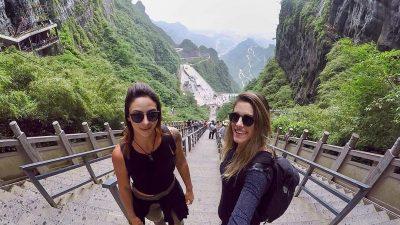 zhangjiajie mount tianmen tour