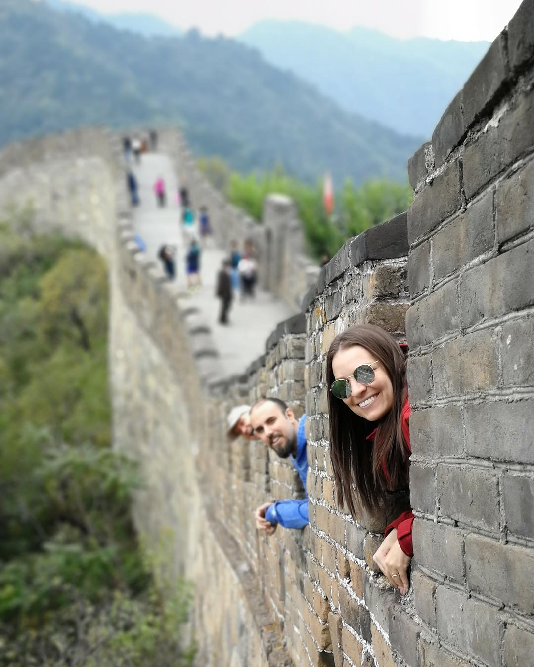 Great Wall of China: MuTianYu