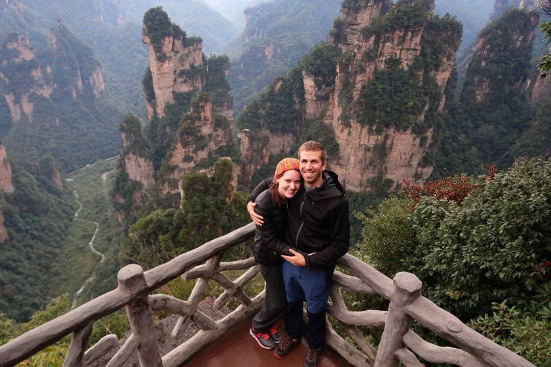 china zhangjiajie tours