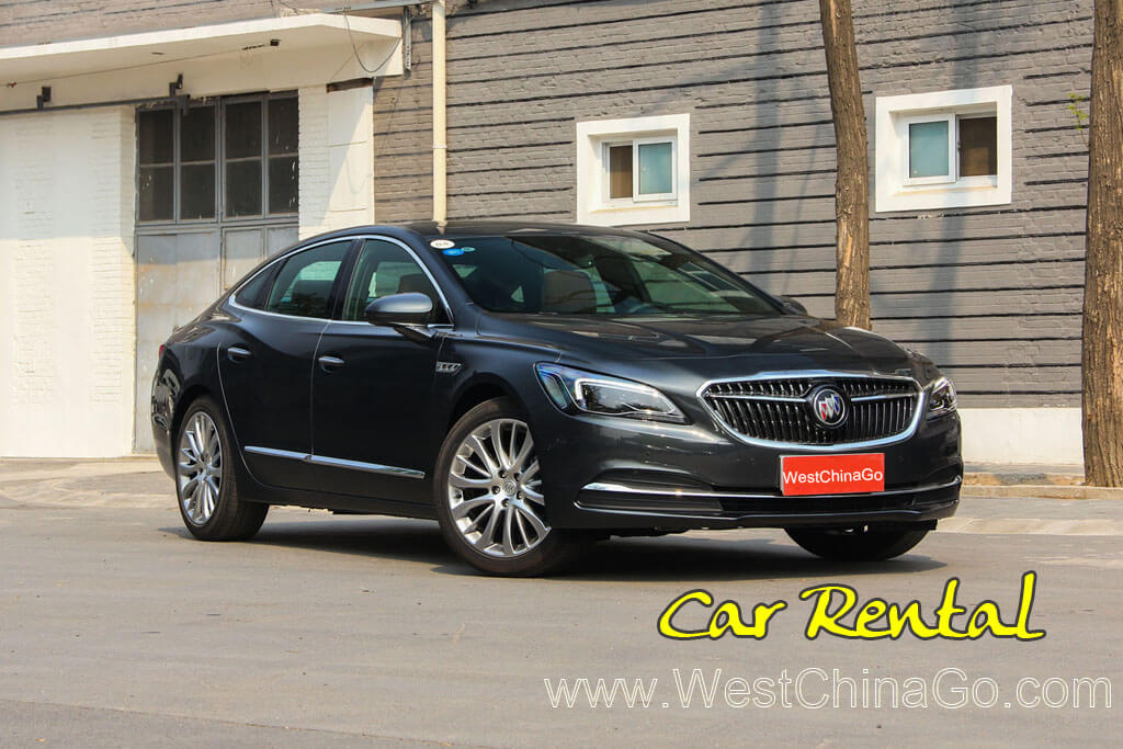 China HaiNan SanYa Car Rental