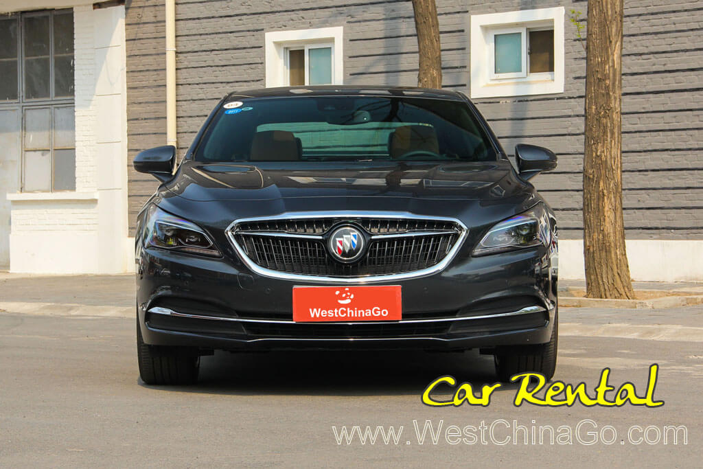 China Xian Car Rental