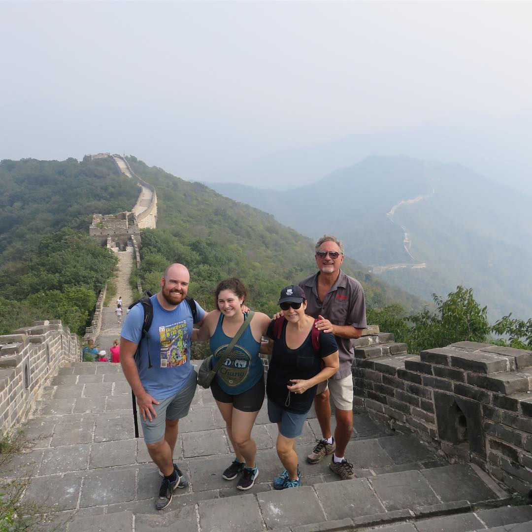 great wall of mutianyu Tours