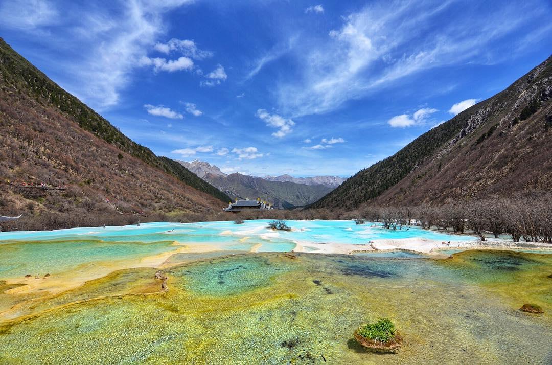 jiuzhaigou huanglong tour