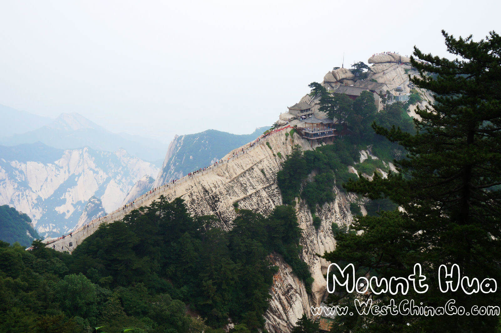 Mount Hua tour