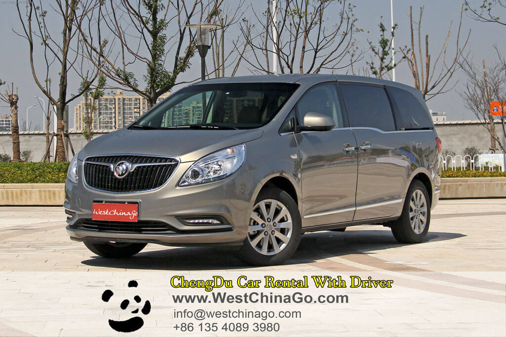 gansu car rental with driver